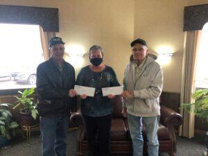 Buffalo Center Donations