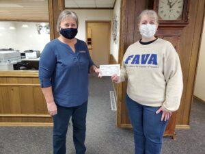 FAVA Donation